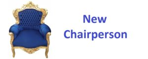 Blue Throne of the New Chairperson